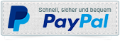 Schnelle Zahlung via PayPal