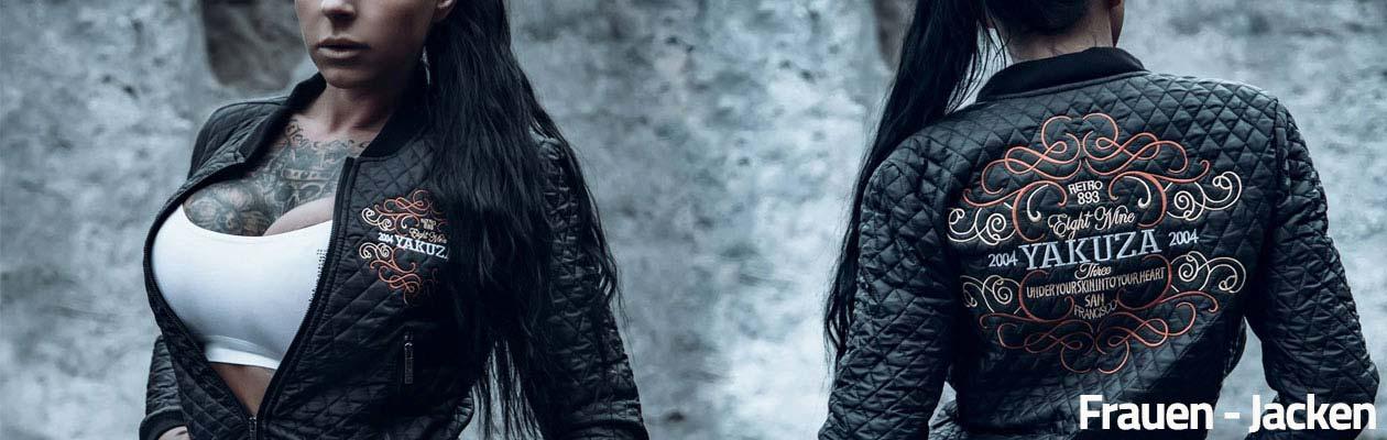Frauen Jacken Kategorie