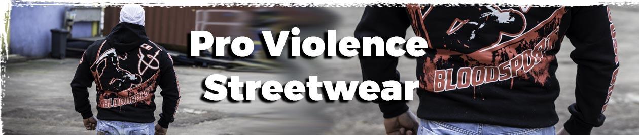 Pro Violence Kategorie