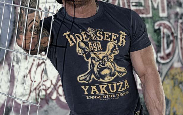 Yakuza Shirt - 1