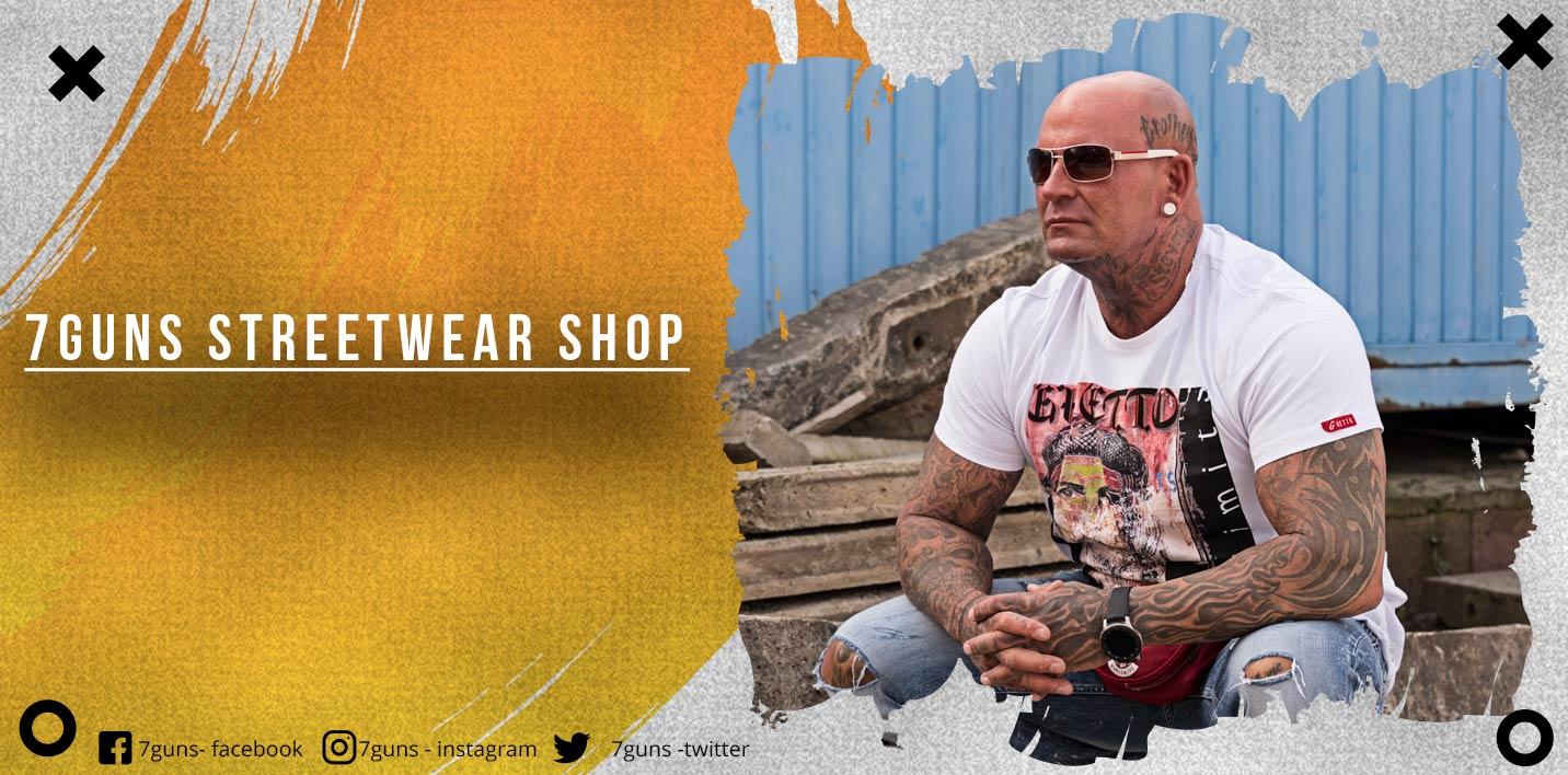 7Guns Streetwear Shop