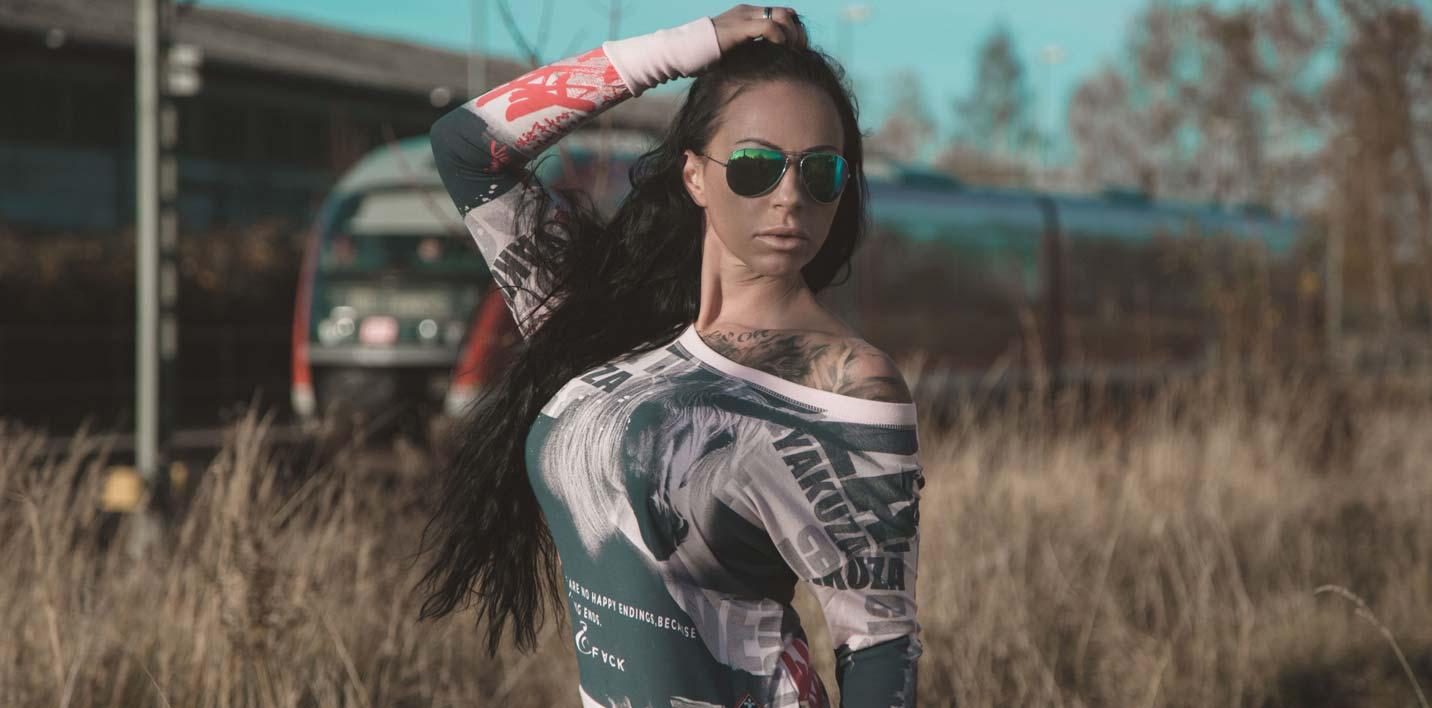 Frauen Shirt - Streetwear