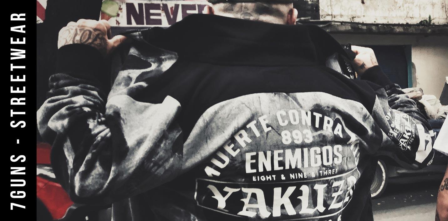 Yakuza Frauen - Männer Jacken