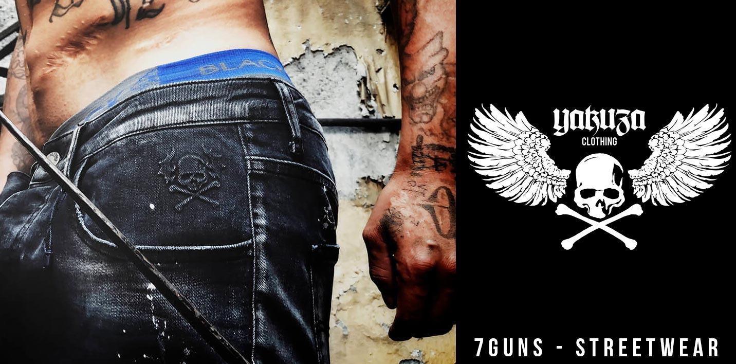 Yakuza Jeans and more