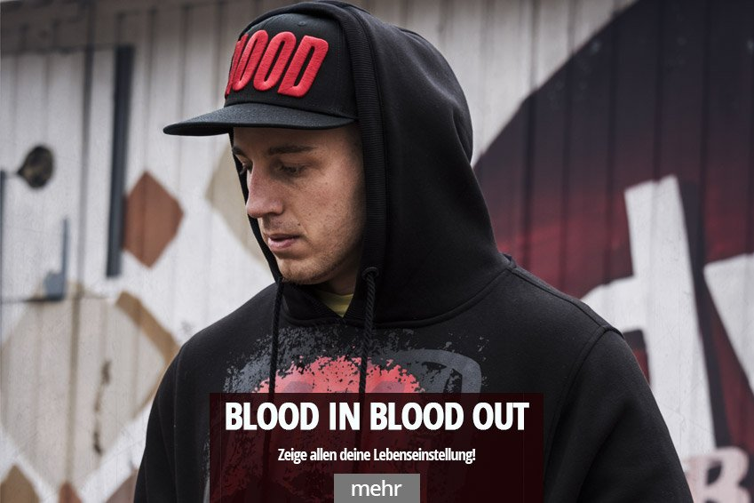 Blood in Blood out Bild Banner