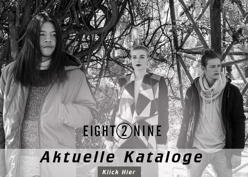 Eight2nine Hauptbild Katalog