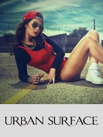 urban surface logo banner