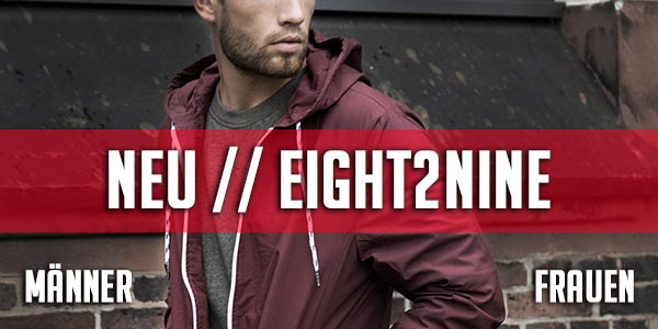 Eight2nine Hoodies & Jogger Neu eingetroffen