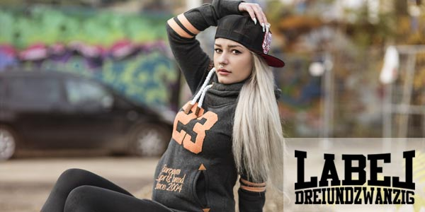 Neue Marke im 7Guns - Label23