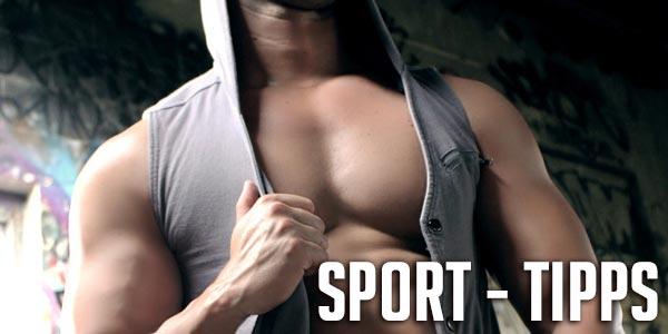 Sport Tipps ! Trizeps trainieren
