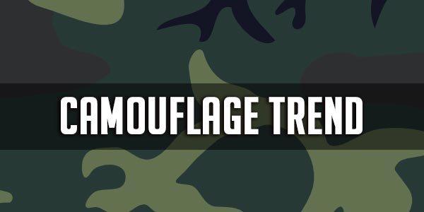 Der Camouflage Trend der neue Hype