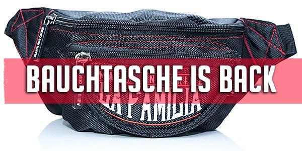 Bauchtasche is back