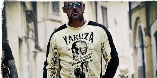 Die neue Kollektion von Yakuza lässt grüßen!