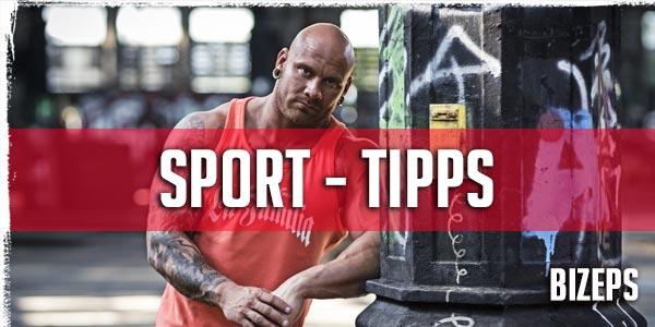 Sport Tipps ! ! Wie trainiere ich den Bizeps am besten