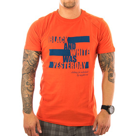 Neighbor Inc Herren T-Shirt 11-5 orange