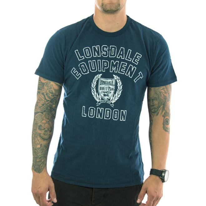 48bf7837c88b Lonsdale Shirt Sidcup 114731 navy ...