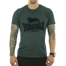Lonsdale Shirt Hartley 114732 anthracite