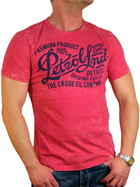 Petrol Industries Herren T-Shirt TS 128 red L