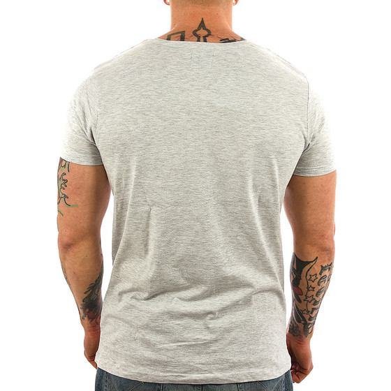 Stitch & Soul Herren Shirt 22200A grey 2