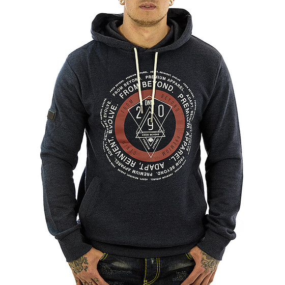 Smith & Jones Sweatshirt Pseudo navy