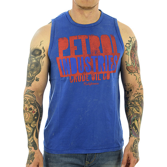 Petrol Industries Shirt SL693 blue 1
