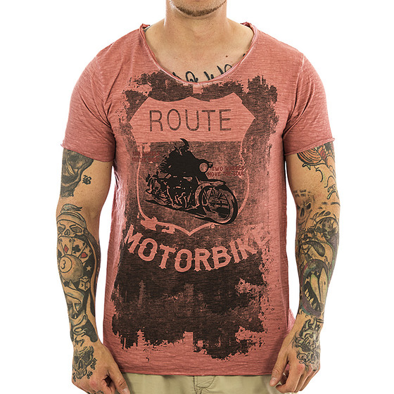 Urban Surface Shirt 20611 middle rose M