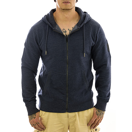 Smith & Jones Sweatjacke Amorino navy 1