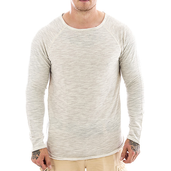 Sky Rebel Sweatshirt 20702 light grey S