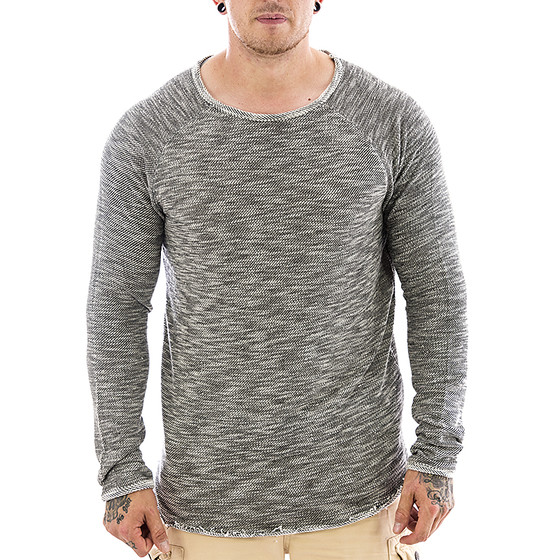 Sky Rebel Sweatshirt 20702 dark grey