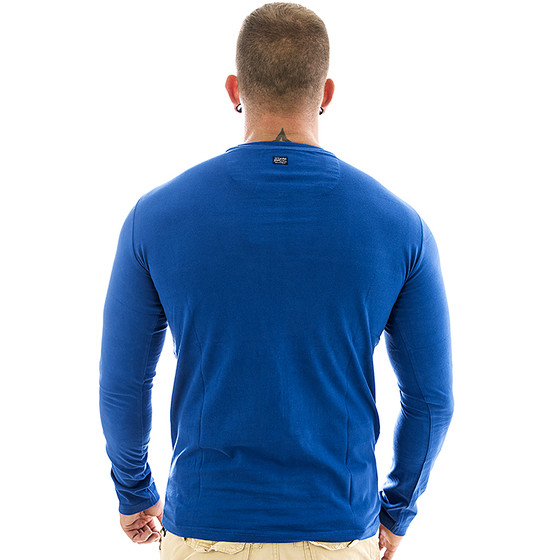 Petrol Industries Longsleeve TLR 813 blue 2