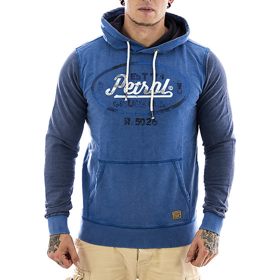 Petrol Industries Sweatshirt SWH 353 blue 1
