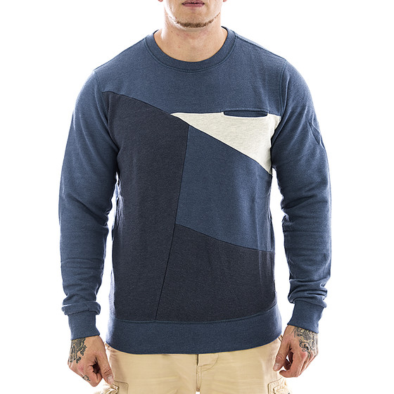 Petrol Industries Sweatshirt SWR 412 indigo 3XL