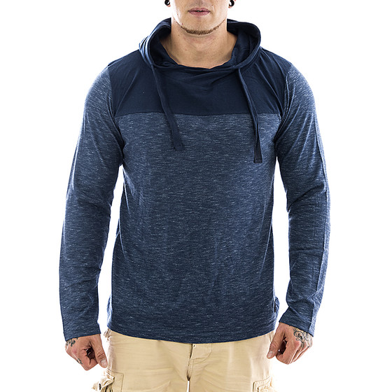 Sublevel Men Longsleeve 644 dark blue