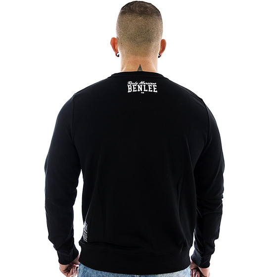 Benlee Sweatshirt Knoxville 190607 schwarz