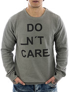 Sublevel Herren Sweatshirt 20654 grey XL