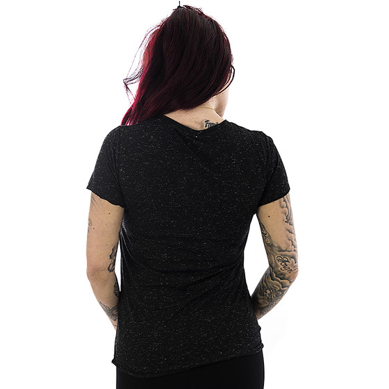 Rock Angel Frauen Shirt 1608 dark grey XS