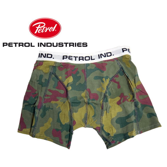 Petrol Industries Herren Boxershort 688 army green