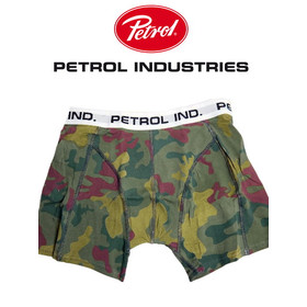 Petrol Industries Herren Boxershort 688 army green S