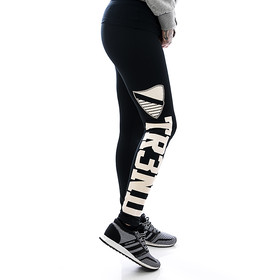 Tr3nd Sport Tights Leggings 1182 schwarz