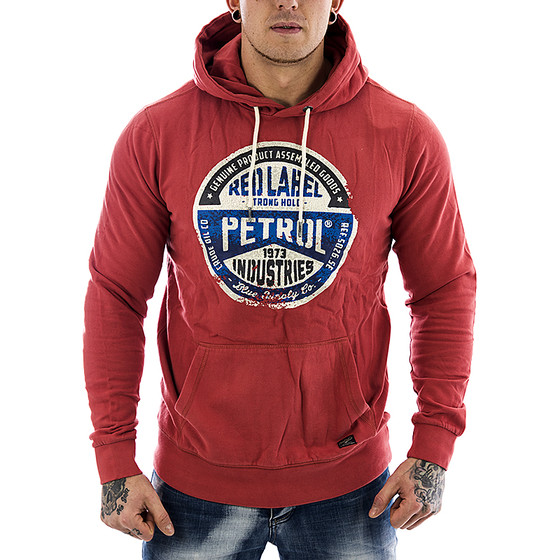 Petrol Industries Sweatshirt SWH 857 faded red 1