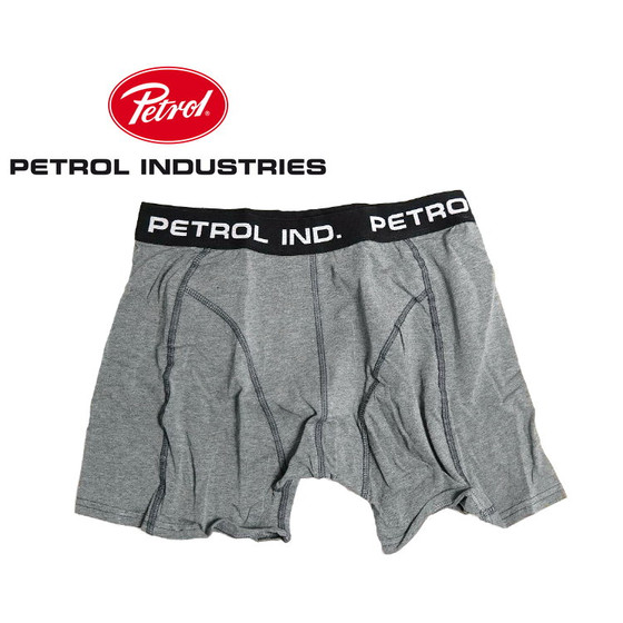 Petrol Industries Herren Boxershort 582 grey