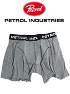 Petrol Industries Herren Boxershort 582 grey  XL