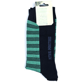Petrol Industries Socken SS17-8 schwarz grau One Size