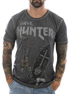 Eight2nine Shirt dark grey 2271 M
