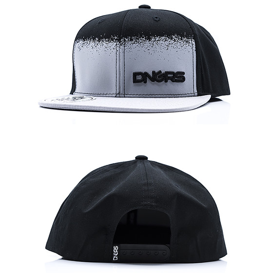 Dangerous DNGRS Snapback Two Tone grey 1