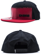 Dangerous DNGRS Snapback Two Tone red black