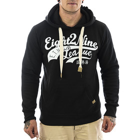 Eight2nine Sweatshirt 0039 schwarz 1-1