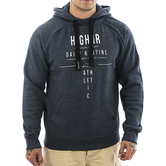 98-86 Sweatshirt Higher 0819 blau 1