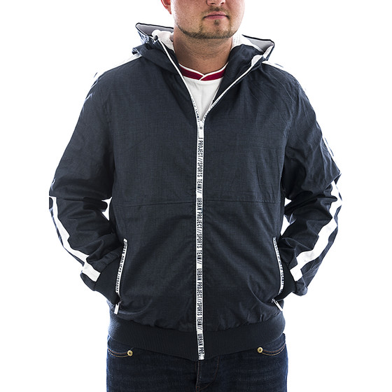 Sublevel Übergangsjacke Sports Team 3312 blau 1