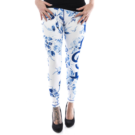 Tr3nd Leggings Claire 10068 weiß 2